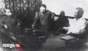 মিত্রবাহিনী গঠন ওসমানীর অগোচরে হয়নি, তার সঙ্গে আলোচনা করেই হয়েছে। এ বিষয়ে বিশেষ বৈঠকে প্রধানমন্ত্রী তাজউদ্দিন আহমদ, ভারতীয় সেনাপ্রধান স্যাম মানেকশ এবং ওসমানী