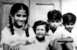 বাবাকে জেলে দেখেই অভ্যস্ত হয়ে গিয়েছিলেন মুজিবের চার সন্তান, বা থেকে শেখ হাসিনা, শেখ রেহানা, শেখ কামাল ও শেখ জামাল