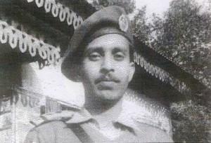 সুবেদার মেজর শহীদ শওকত আলী